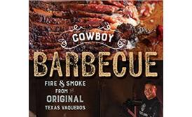 Adrian Davila, Author of Cowboy BBQ